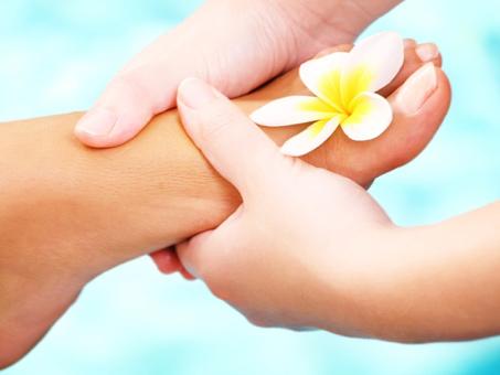 Metamorphic Technique - Foot Massage