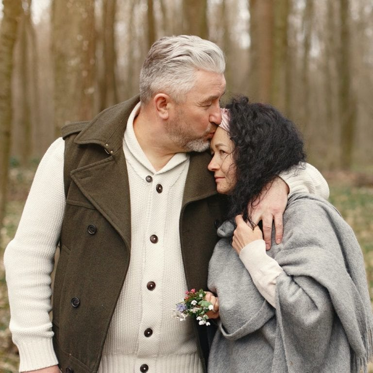 Couples Counselling Australia - Couple Embracing