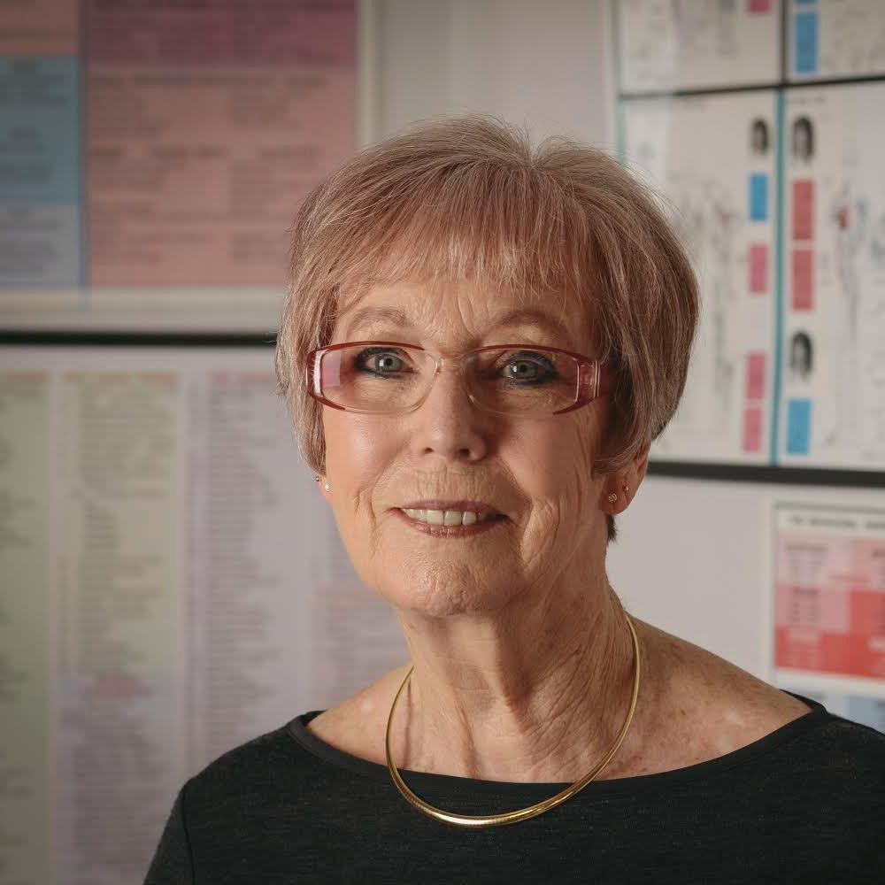 Online Counsellor Sue Dawson